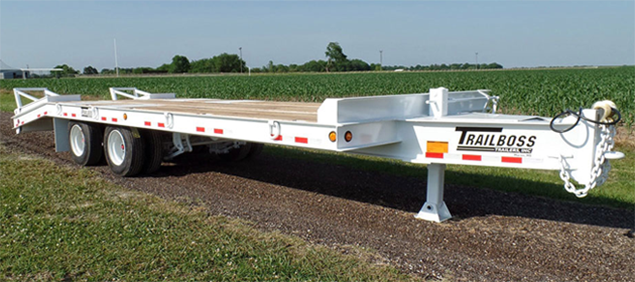 tag-a-long trailers